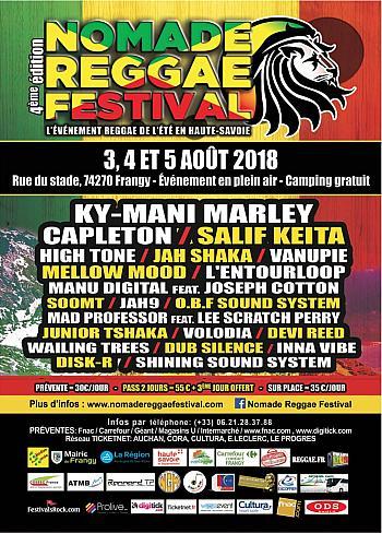 Nomade Reggae Festival