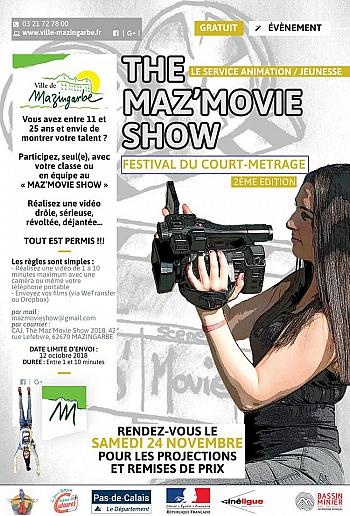 The Maz' Movie Show