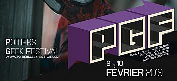 Poitiers Geek Festival