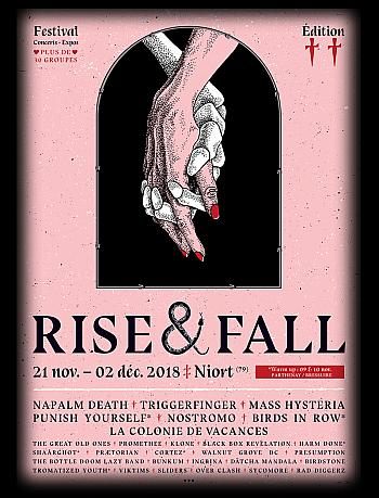 Festival Rise and Fall