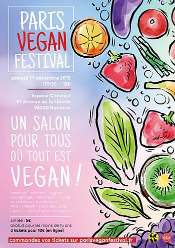 Paris Vegan Festival