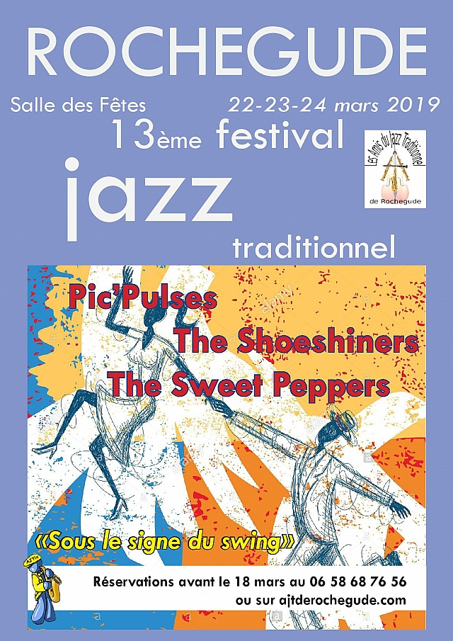 13ème Fesitval de Jazz Traditionnel
