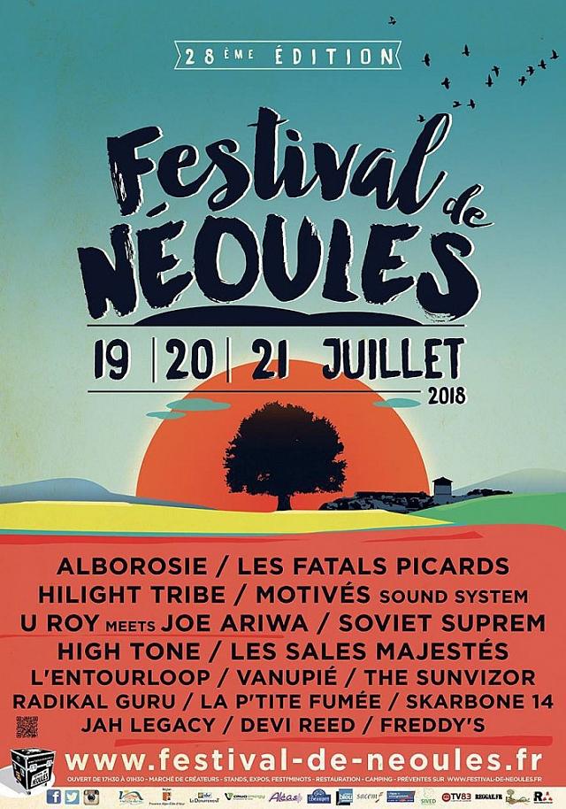 Festival de Néoules 2018