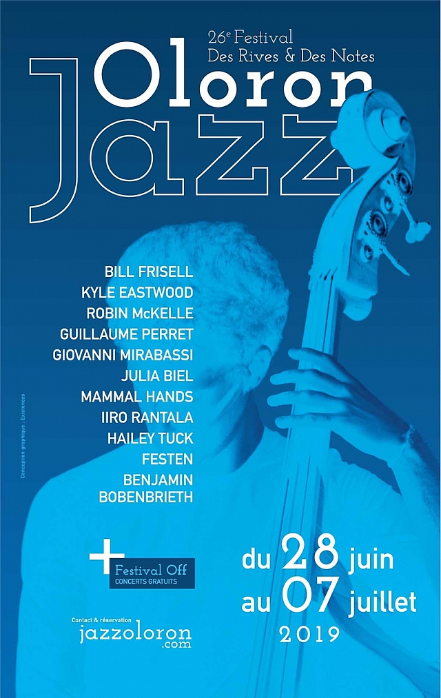 Festival Des Rives & Des Notes - Jazz à Oloron