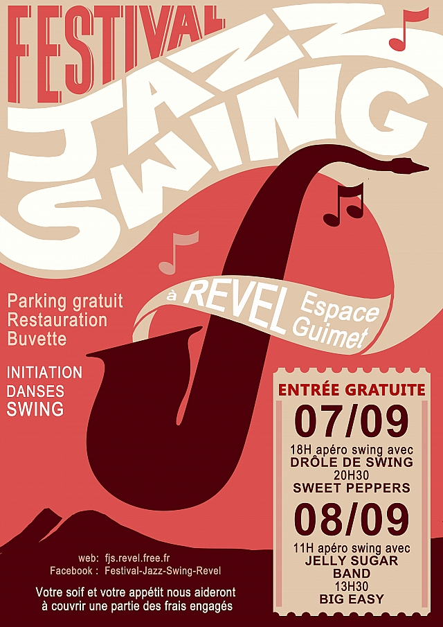 Festival Jazz Swing Revel