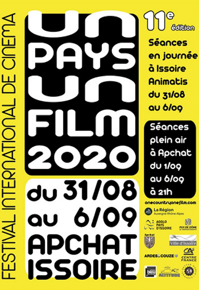 Festival International UN Pays UN Film Issoire-Apchat