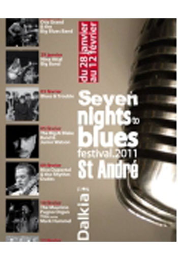 7 Nights to Blues Festival